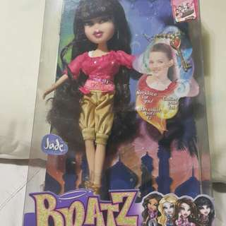 SALE!!! Bratz Desert Jewel Jade Doll