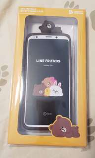 全新line電話套(samsung S9+)