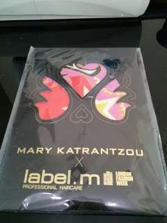 Mary Katrantzou x label.m scarf