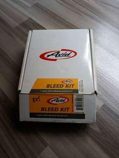 Brand new Avid Brake bleed kit