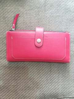 Red Wallet Import