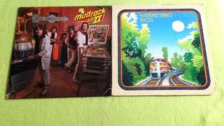MUD ROCK . vol. 2 ● McKENDREE SPRING . tracks. ( buy 1 get 1 free )  vinyl record