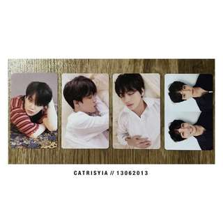 [WTS] BTS LY TEAR PC + SPECIAL PC