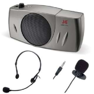 JS腰掛式教學擴音機JSR-02A