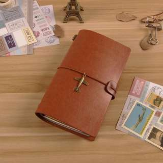 [Ready stock] Traveler's Journal + Stickers