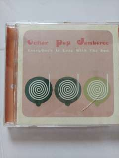 Various - guitar pop jamboree cd