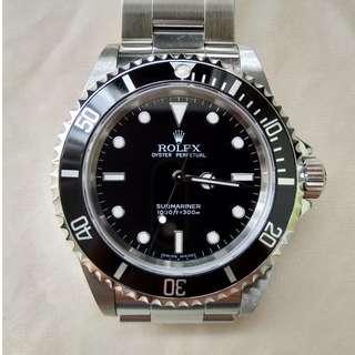 Rolex Submariner 14060m 2 Liner