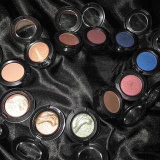 MAC Single Eyeshadows