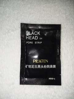 25pcs PILATEN Black Head Pore Strip Mask