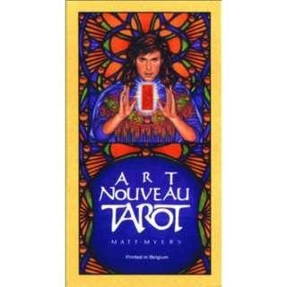 Art Nouveau Tarot (Matt Myers) LIMITED EDITION