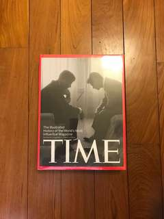 The Illustrated History of the Worlds Most Influential Magazine TIME