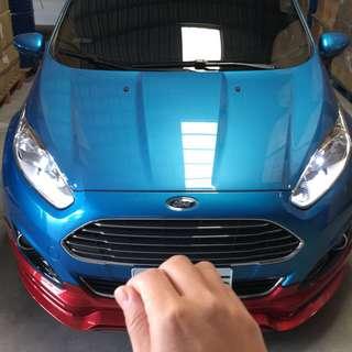 Ford Fiesta 1.0 一手車自售 僅跑28K 保固中