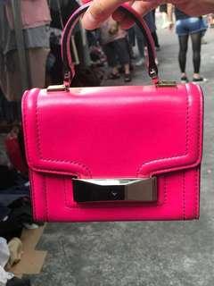 Kate spade粉紅色小包