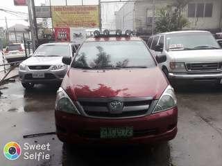 Toyota innova j 07 gas