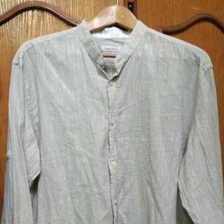 Zara Man L Shirt linen