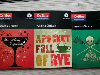 Audio Books By Agatha Christie