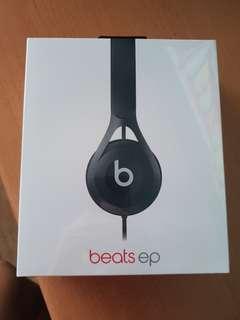 Brand new sealed in box Beats EP headphones - Matte Black