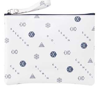 EXO Countdown Popup Store Pouch