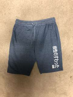 Trackie shorts