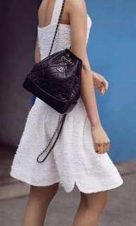 LNIB Authentic Chanel Gabrielle Backpack