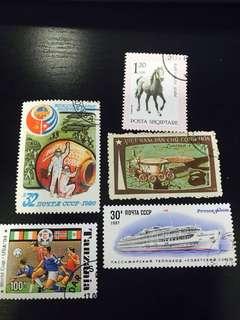 郵票 stamps 特價