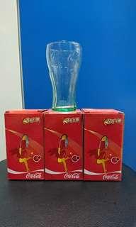 Coca-Cola 可口可樂玻璃杯