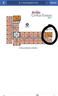 Condo For Rent - 2 bedroom in BGC