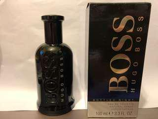 Hugo Boss Boss Bottled Night Eau de Toilette EDT 100mL