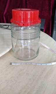 Glass bottle No.1