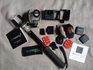 SUPREMO 1 Action Cam