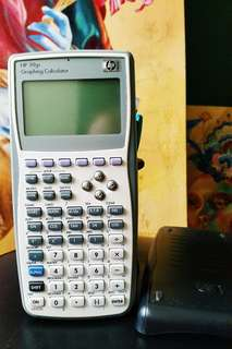 Hewlett-Packard: 39gs Graphing Calculator (NEW)