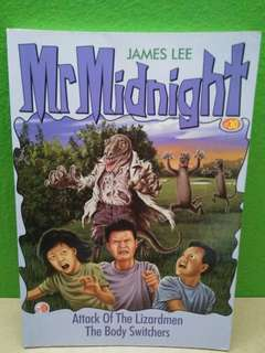 Mr Midnight (Volume 30)