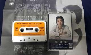RESERVED-蔡楓華-點樣講你知 CASSETTE TAPE 卡帶 錄音帶
