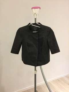Calvin Klein Cropped Jacket 原價$2700