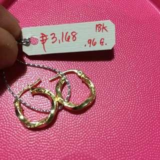 Bona fide Gold Earrings