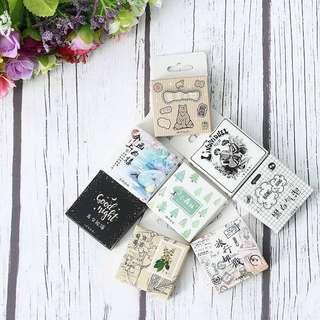 Scrapbook Paper Stickers