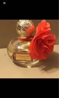 100% new 全新未用過 Coach 香水 perfume