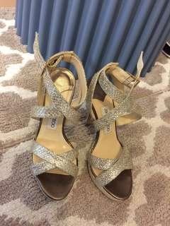 Jimmy Choo high heels (wedding/party)