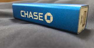 Authentic Limited Edition Chase Power Bank