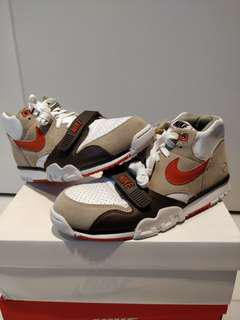 🚚 Air Trainer 1 Mid SP/ Fragment