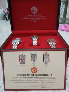 Manchester United Limited Edition Series