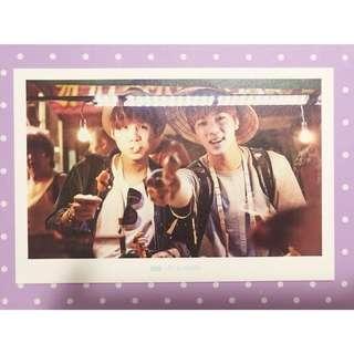 BTS 'Now1 in Thailand' Postcards (Set of 3)
