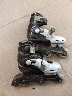 Kids Roller Skates size 28.5-31.5