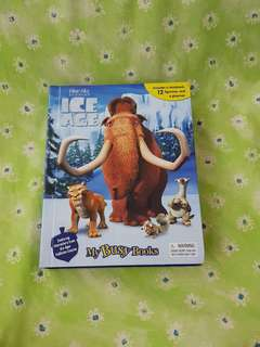 Ice Age My Busy Book