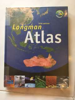 Longman Atlas on Australia