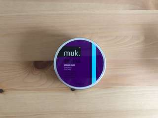 Muk Filthy Muk Styling Paste (Firm Hold, Gritty Finish)