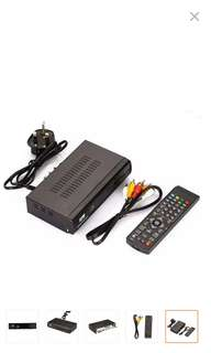 Digital HD TV box