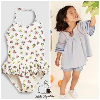 KIDS/ BABY - Swimsuit/ blouse
