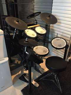 Roland TD-11 全套電子鼓