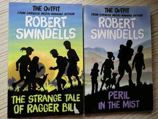 The Outfit series By Robert Swindells